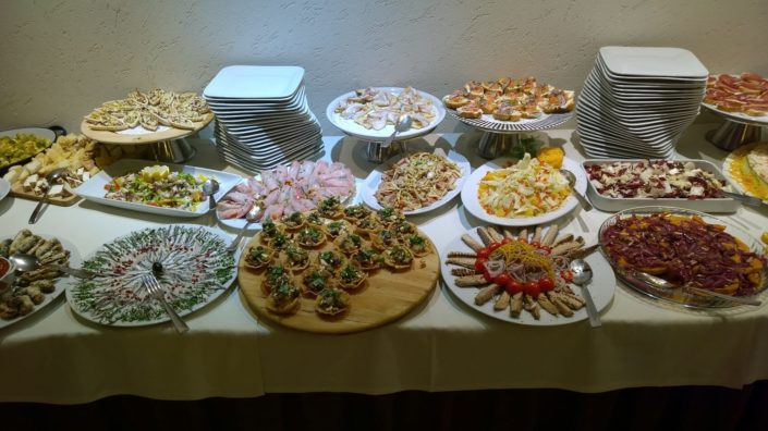 italian-bicycle-tours-Antipasto-buffet